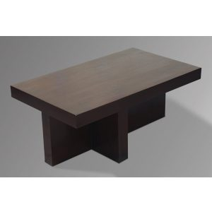 Indoor mahogany Bravia Coffee Table