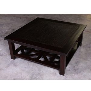 Indoor Mahogany Carolina Coffee Table