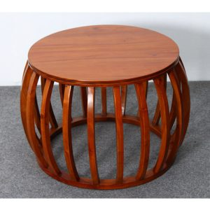 Indoor Mahogany Charlie Round Table
