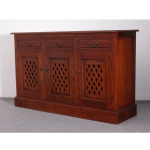 Indoor Mahogany Kristy Sideboard fix