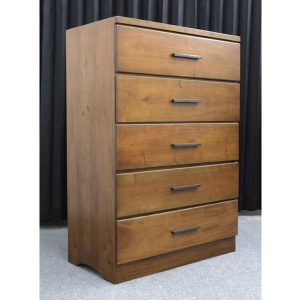 Indoor Mahogany Pamela chest of drawer