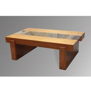Indoor Mahogany Toto Coffee Table