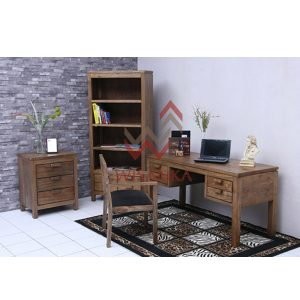 indoor mahogany Toppe Home Office