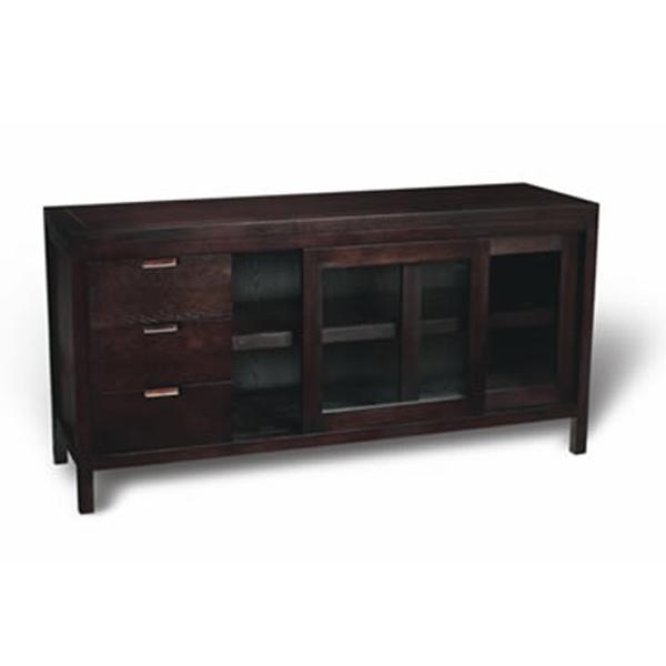 Indoor Mahogany Aldyra Sideboard