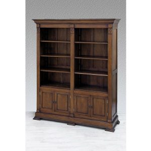 Indoor mahogany Baifor Bookcase