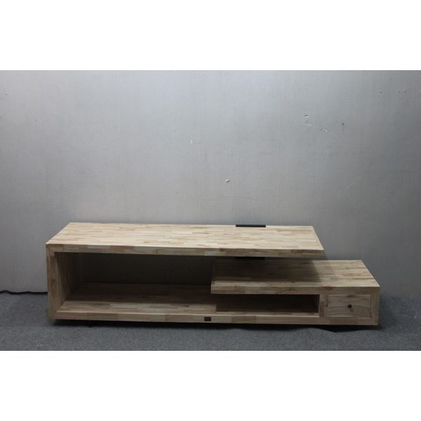 indoor mahogany Buru TV Stand