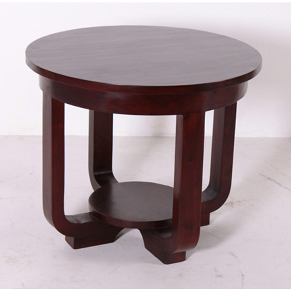 Indoor Mahogany Fotel Table