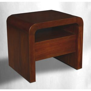 Indoor Mahogany Harry Bedside