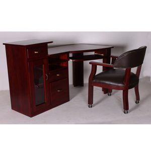 Indoor Mahogany Josephine Office set