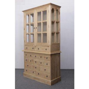 Indoor Mahogany QPR Cabinet