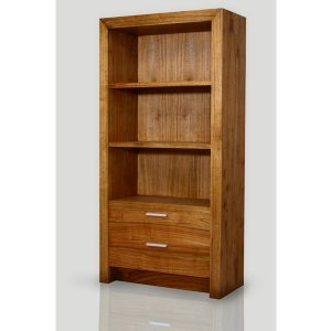 Indoor Mahogany Sheldon Bookrack fix