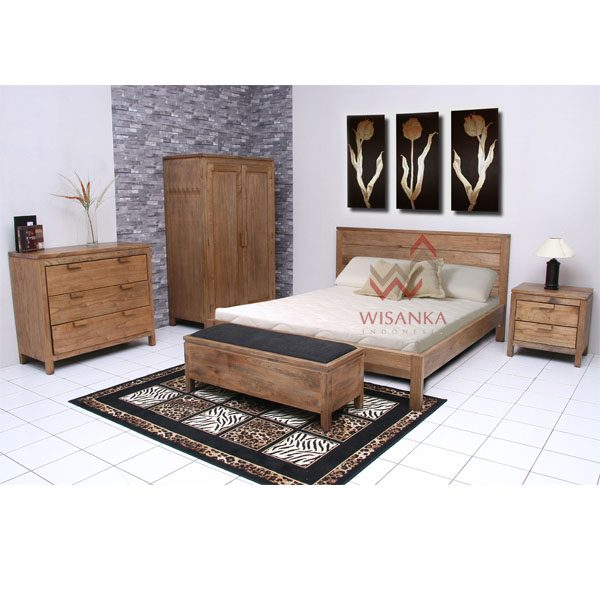 toppe bedroom set indoor mahogany