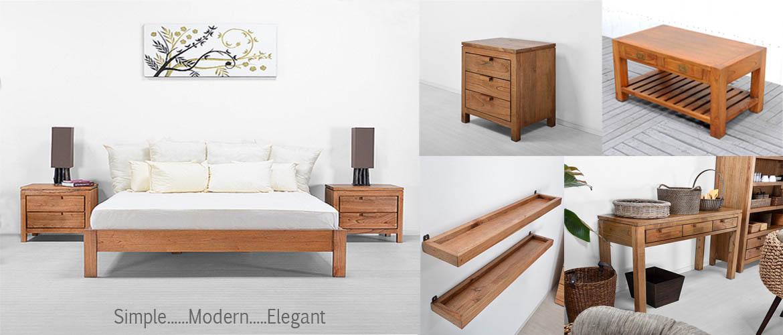 simple and modern mahogany furniture - Indoor Mahogany ...