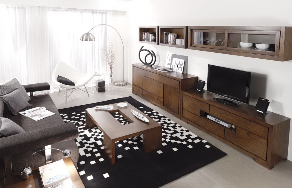 Cronos Living Set Indoor Mahogany Furniture Indonesia
