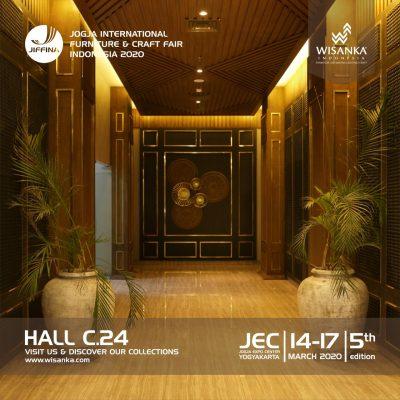 Furniture Expo JIFFINA 2020 Yogyakarta